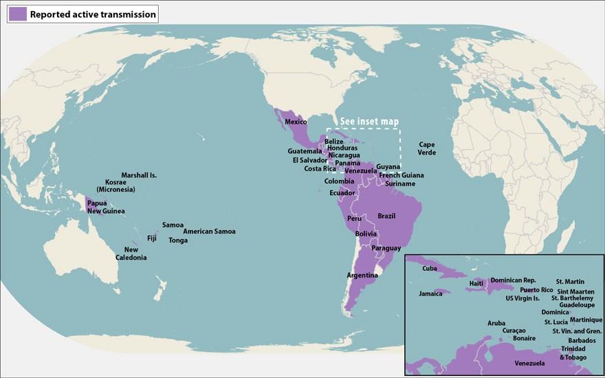 Zika Virus Map Cancun Mexico on west nile virus map, japanese encephalitis map, yellow fever map, powassan virus map,