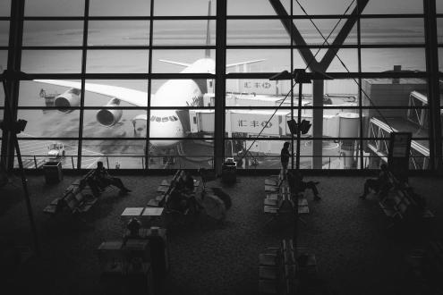 Travel photo - airport