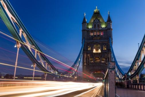 travel photo - london road